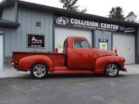 Classic-Chevy-Truck JY-Collision-Center-auto-body-repair-Fall-Creek-Chippewa-Falls-Wisconsin